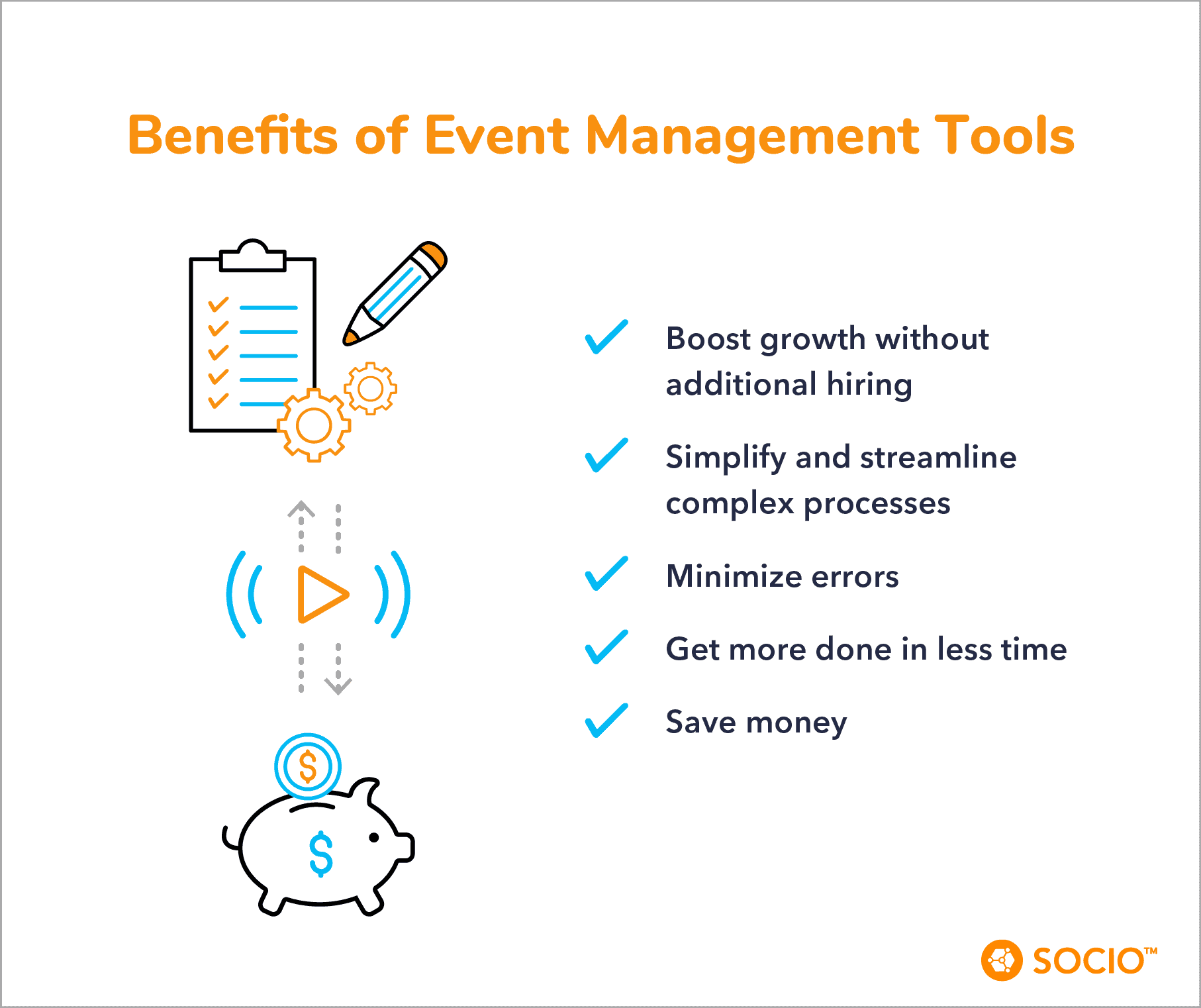 The Benefits of Event Management Tools